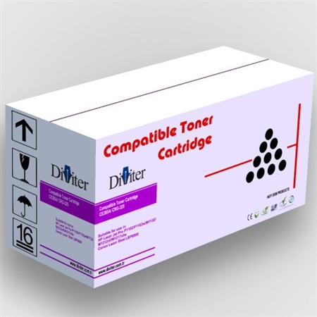 Diviter TN-2060 BROTHER  HL-2130 / DCP-705 Laser Toner SİYAH